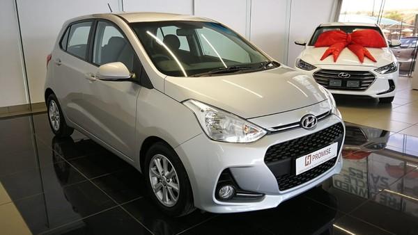 2018 Hyundai Grand i10 1.25 Fluid Auto Gauteng Roodepoort_0