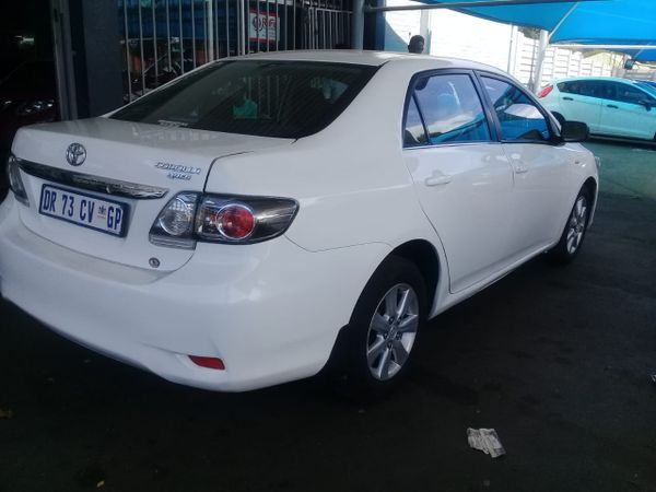 2015 Toyota Corolla Quest 1.6 Gauteng Johannesburg_0