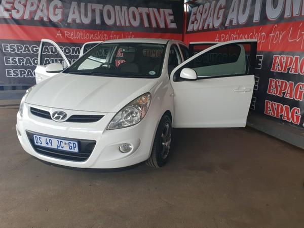 2010 Hyundai i20 1.4  Gauteng Pretoria_0