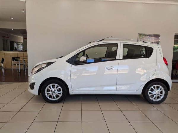 2016 Chevrolet Spark 1.2 Ls 5dr  Western Cape Paarl_0