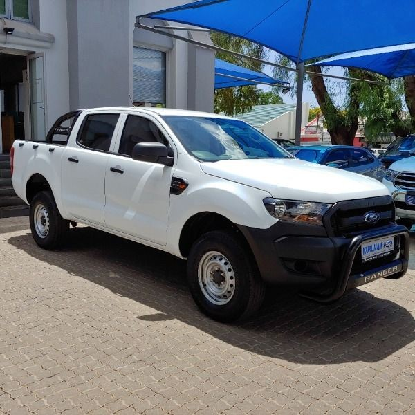 2019 Ford Ranger 2.2TDCi Double Cab Bakkie Northern Cape Kuruman_0