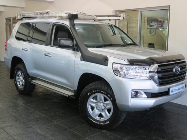 2018 Toyota Land Cruiser 200 V8 4.5D GX Auto Western Cape Paarl_0