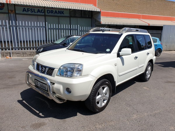 2007 Nissan X-Trail 2.5 Se r62  Western Cape Kuils River_0