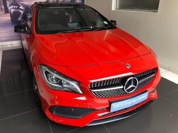 2017 Mercedes-Benz CLA-Class 250 Sport 4MATIC Gauteng Midrand_0