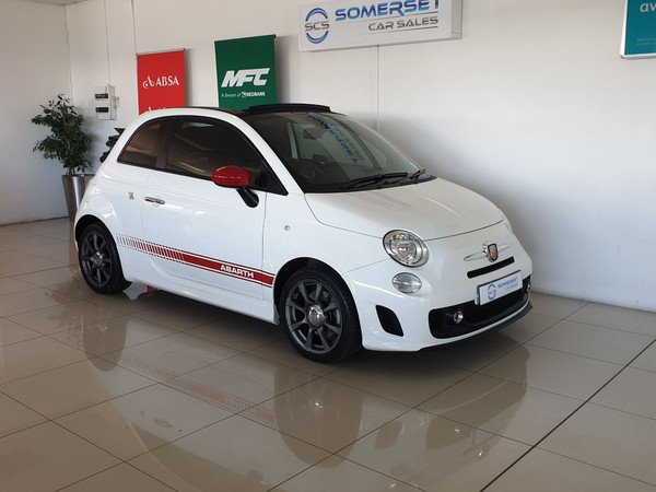 2015 Abarth 500 1.4T Cabriolet 595 Western Cape Strand_0