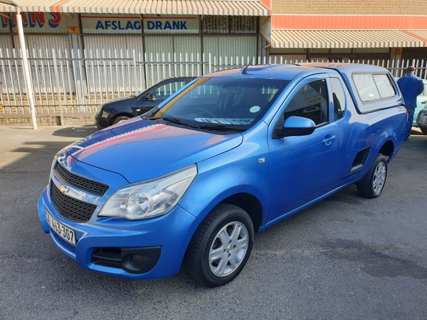 2014 Chevrolet Corsa Utility 1.4 Club Pu Sc  Western Cape Kuils River_0