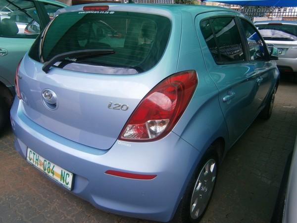 2014 Hyundai i20 1.4 Fluid  Gauteng_0