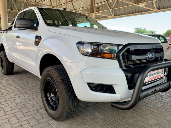 2017 Ford Ranger 2.2TDCi XL PU SUPCAB North West Province Klerksdorp_0