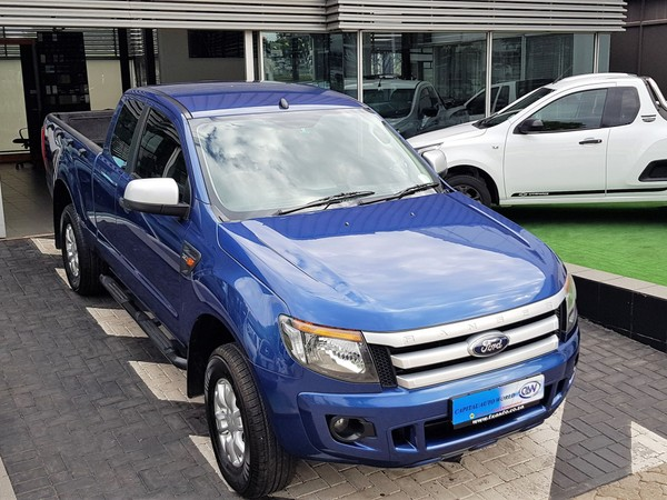 2012 Ford Ranger 3.2TDCI XLS 4x4 PU SupCab Auto Gauteng Midrand_0