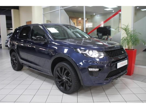 2017 Land Rover Discovery Sport Sport 2.2 SD4 HSE LUX Kwazulu Natal Durban_0