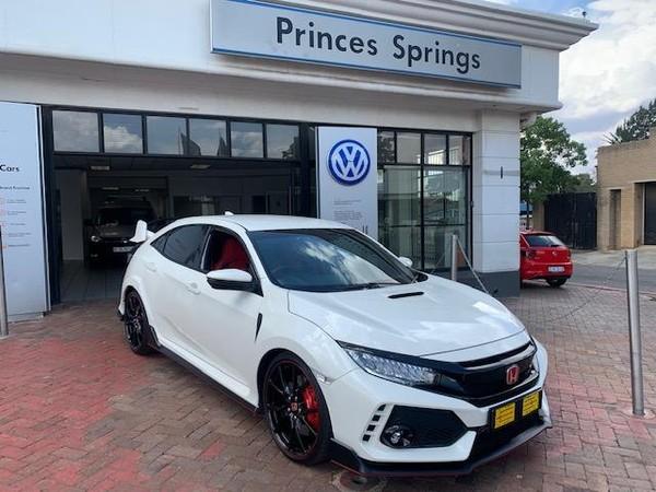 2019 Honda Civic 2.0T Type-R Gauteng Springs_0