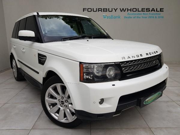2012 Land Rover Range Rover Sport 5.0 V8 Supercharged Gauteng Four Ways_0