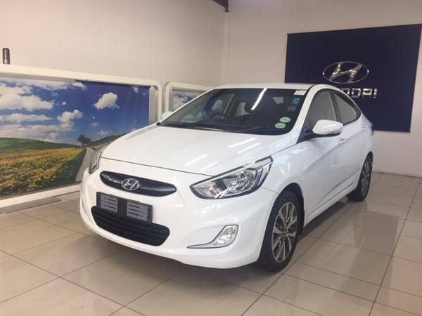 2017 Hyundai Accent 1.6 Gls  Kwazulu Natal Pietermaritzburg_0
