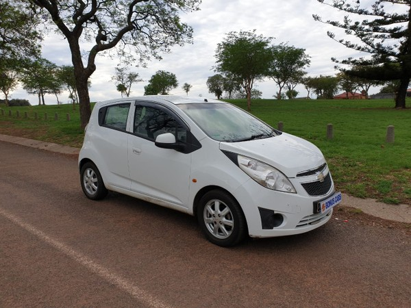 2011 Chevrolet Spark 1.2 Ls 5dr  Gauteng Pretoria West_0