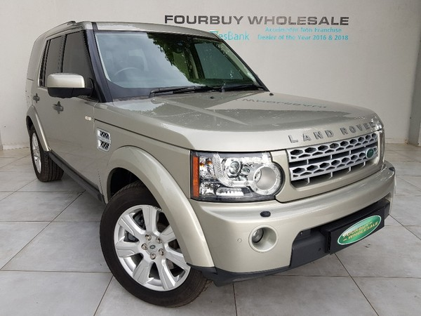 2011 Land Rover Discovery 4 3.0 SDV6 HSE Gauteng Four Ways_0