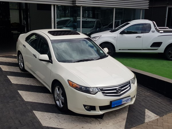 2009 Honda Accord 2.2 Id-tec Executive At  Gauteng Midrand_0