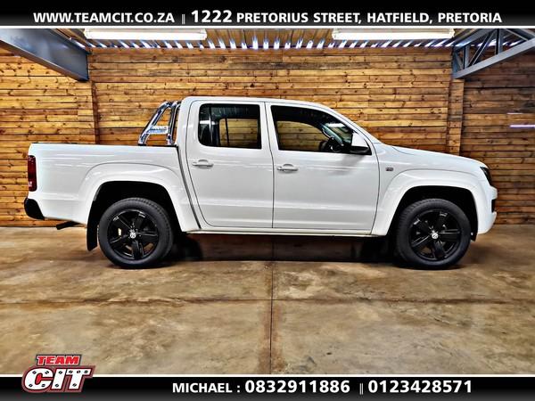 2013 Volkswagen Amarok 2.0tsi Highline 118kw Dc Pu  Gauteng Pretoria_0