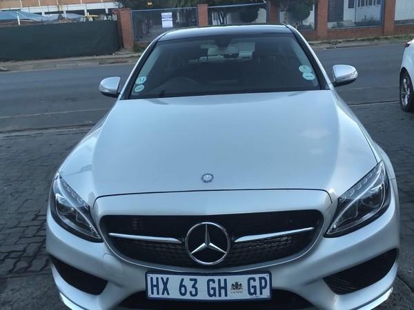 2016 Mercedes-Benz C-Class C220 Bluetec AMG Line Auto Gauteng Pretoria_0