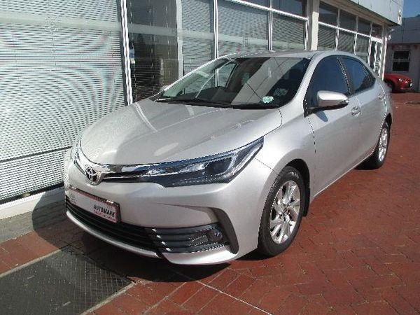 2017 Toyota Corolla 1.8 Exclusive CVT Western Cape Tokai_0