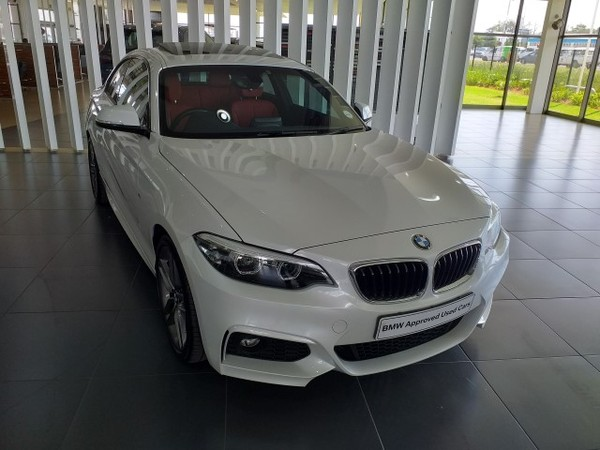 2019 BMW 2 Series 220i M Sport Auto Gauteng Vereeniging_0