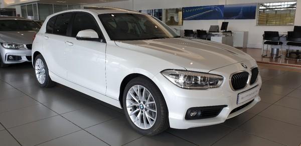 2019 BMW 1 Series 120i 5DR Auto f20 Gauteng Kempton Park_0