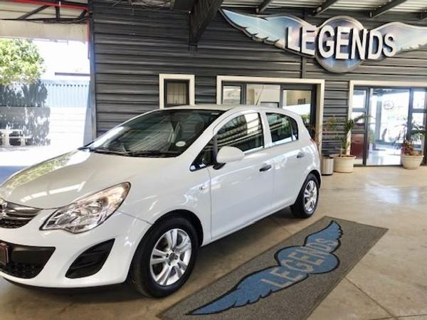 2012 Opel Corsa 1.4 Essentia 5dr  Western Cape Strand_0