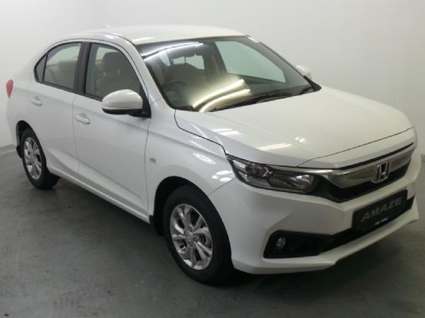 2020 Honda Amaze 1.2 Comfort Kwazulu Natal Pinetown_0