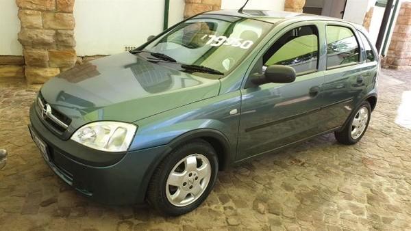 2006 Opel Corsa 1.4i Club  Gauteng Springs_0