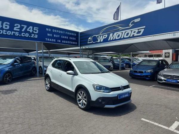2015 Volkswagen Polo Cross 1.2 TSI Western Cape Bellville_0