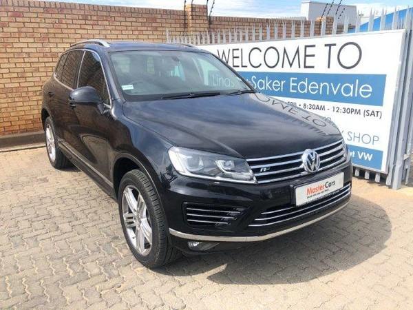 2016 Volkswagen Touareg GP 3.0 V6 TDI Luxury TIP Gauteng Edenvale_0
