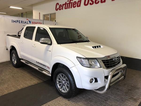 2016 Toyota Hilux 3.0 D-4D LEGEND 45 RB Double Cab Bakkie Mpumalanga Nelspruit_0