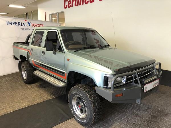 1990 Toyota Hilux 2200 4x4 Pu Dc  Mpumalanga Nelspruit_0