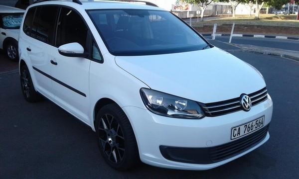 2014 Volkswagen Touran 2.0 Tdi Trendline Dsg  Western Cape Parow_0