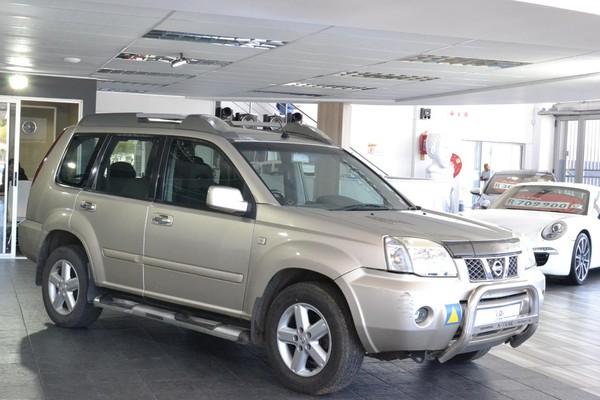 2005 Nissan X-Trail 2.2d Se r47  Gauteng Johannesburg_0