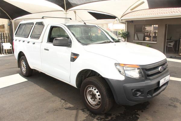 2014 Ford Ranger 2.2TDCi PU CC Gauteng Johannesburg_0