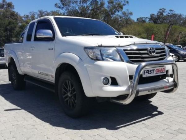 2015 Toyota Hilux 3.0D-4D LEGEND 45 XTRA CAB PU Eastern Cape Port Elizabeth_0