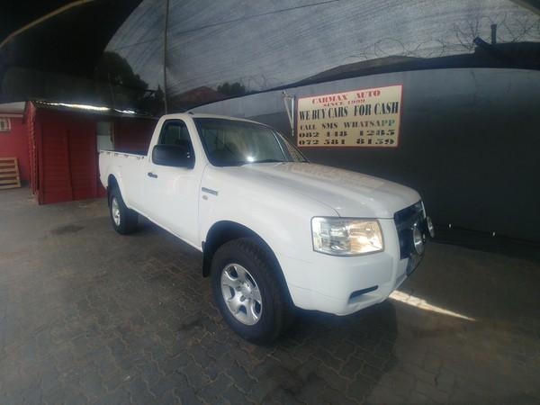 2009 Ford Ranger 2.5 Td Hi-trail Xl Pu Sc  Gauteng Johannesburg_0