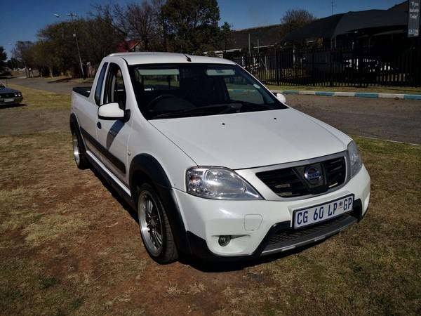 2013 Nissan NP200 1.6 Se Pu Sc  Gauteng Roodepoort_0