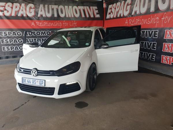 2011 Volkswagen Golf Vi 2.0 Tsi R Dsg  Gauteng Pretoria_0