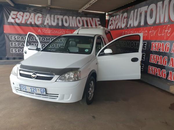 2010 Opel Corsa Utility 1.4 PU SC Gauteng Pretoria_0