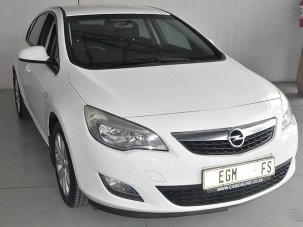 2012 Opel Astra 1.6 Essentia 5dr  Free State Bloemfontein_0
