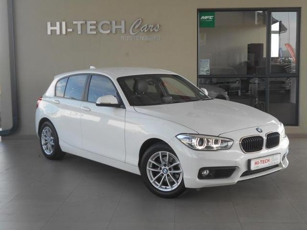 2016 BMW 1 Series 118i 5dr At f20 with 85000lms North West Province Rustenburg_0