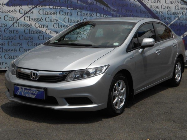 2012 Honda Civic 1.8 Comfort At  Gauteng Boksburg_0