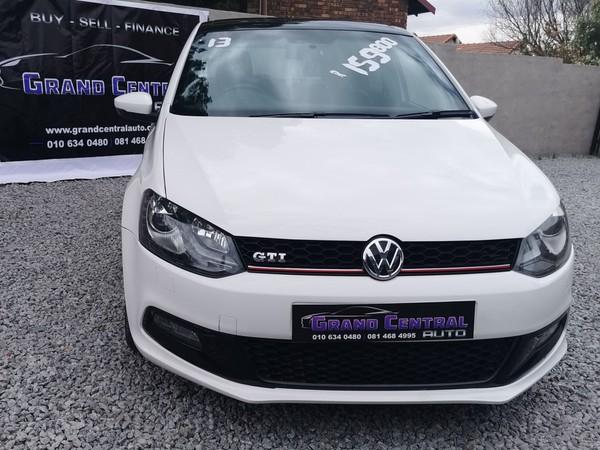 2013 Volkswagen Polo Gti 1.4tsi Dsg  Gauteng Midrand_0