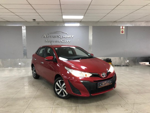 2018 Toyota Yaris 1.5 Xs CVT 5-Door Gauteng Benoni_0