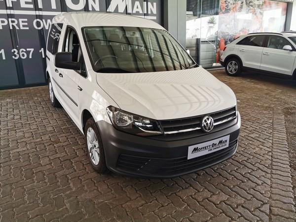 2018 Volkswagen Caddy 1.6i 81KW FC PV Eastern Cape Port Elizabeth_0