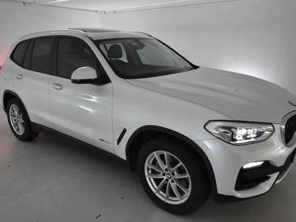 2018 BMW X3 xDRIVE 20d G01 Gauteng Pretoria_0