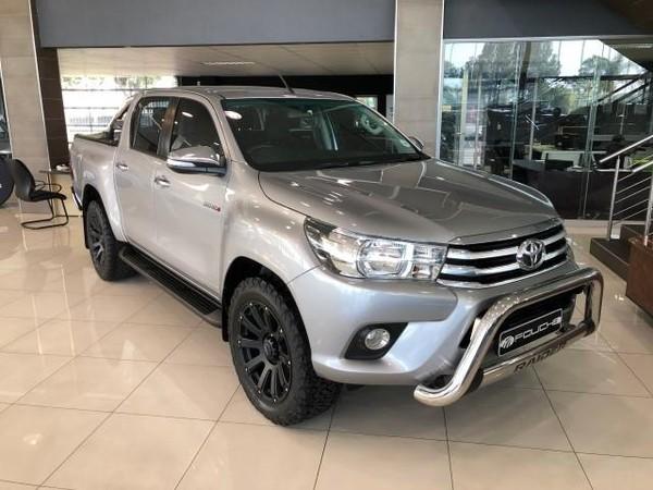 2018 Toyota Hilux 2.8 GD-6 Raider 4X4 Double Cab Bakkie Auto Gauteng Vanderbijlpark_0