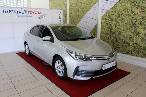 2019 Toyota Corolla 1.6 Prestige Gauteng Edenvale_0