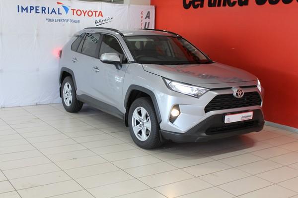 2019 Toyota Rav 4 2.0 GX CVT Gauteng Edenvale_0